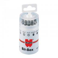 WURTH BIT BOX CILINDRICO...